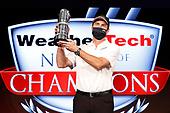 DPI team champion, Tim Cindric, #7 Acura Team Penske Acura DPi, DPi: