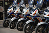Police motorbikes<br /> <br /> Motocicletas de policía<br /> <br /> Polizeimotorräder<br /> <br /> 3900 x 2613 px
