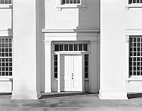 """Front Door of the State Capitol Building"" <br />