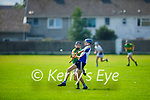 Action from Lixnaw v Tralee Parnells in the Minor hurling championship quarter final.