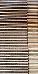 Curtains, Tom Aikins Restaurant, Knightsbridge, London, Great Britain, Europe