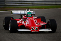 MASTERS HISTORIC FORMULA ONE - #22 TAYERSALL PAUL (GB) ENSIGN N179 1979