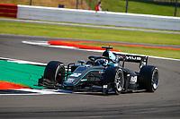 18th July 2021; Silverstone Circuit, Silverstone, Northamptonshire, England; F2 British Grand Prix, Race Day;  22 Nannini Matteo (ita), HWA Racelab, Dallara F2