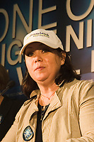 At Sunnybrook Health Sciences Centre today, singer-songwriter Jann Arden  announces One Night Live(TM) taking place on February 28, 2008. The fundraising concert featuring Jann Arden, Bryan Adams, Josh Groban and Sarah McLachlan will benefit Sunnybrook's Women & Babies Program. For more information, visit www.onenightlive.ca. (CNW Group/Sunnybrook Foundation)