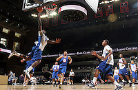 Alex Poythress at the NBPA Top100 camp June 18, 2010 at the John Paul Jones Arena in Charlottesville, VA. Visit www.nbpatop100.blogspot.com for more photos. (Photo © Andrew Shurtleff)