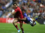 Wales v Samoa Rugby 7's