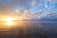 Solstice Sunset, Lake Superior
