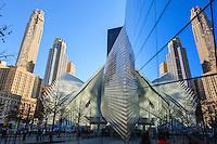 America,New York, T, Manhattan, ground zero Memorial