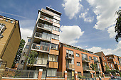 New CDS Co-operatives mixed tenure development at 32-34 Lithos Road, Camden.