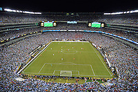 East Rutherford, NJ - Sunday June 26, 2016: MetLife Stadium during a Copa America Centenario finals match between Argentina (ARG) and Chile (CHI) at MetLife Stadium.
