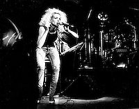 FILE PHOTO  - Marjolaine Morin (aka MARJO) in 1987