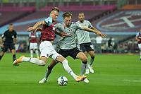 Andriy Yarmolenko of West Ham United shoots wide during West Ham United vs Charlton Athletic, Caraboa Cup Football at The London Stadium on 15th September 2020