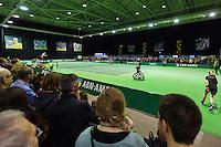 Rotterdam, The Netherlands, February 12, 2016,  ABNAMROWTT<br /> Photo: Tennisimages/Henk Koster