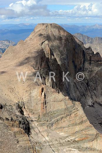 Long's Peak.  Sept 2013