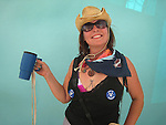 The Burning Man Festival at Black Rock Nevada.