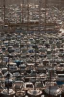 Europe/France/Provence-Alpes-Côte d'Azur/13/Bouches-du-Rhône/Marseille: Bateaux au Vieux Port