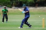 NELSON, NEW ZEALAND - Cricket - Nelson College v Marlborough Dolphins. Lower Ngawhatu, Richmond. Saturday 6 February 2021.  Nelson, New Zealand. (Photo by Trina Brereton/Shuttersport Limited)