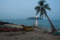 Daybreak at Barberyn Lighthouse - Beruwala, Sri Lanka