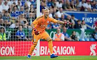 Leicester City v Valencia C.F - pre season - 02.08.2018