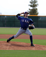 Cole Winn - Texas Rangers 2019 extended spring training (Bill Mitchell)