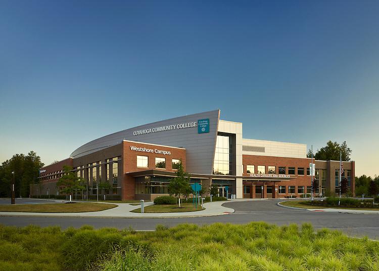 Cuyahoga Community College Westshore Campus | Stantec
