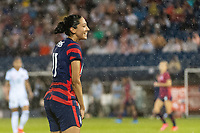 EAST HARTFORD, CT - JULY 1: Christen Press #11 of the United States during a game between Mexico and USWNT at Rentschler Field on July 1, 2021 in East Hartford, Connecticut.