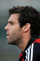 DC United midfielder Ben Olsen (14), DC United defeated The Charleston Battery 2-1, to win the  Lamar Hunt U.S. Open Cup at RFK Stadium in Washington DC, Saturday September 3, 2008.