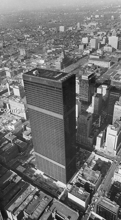 Toronto Dominion Centre - 1967