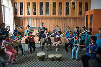 Kashi, Xinjiang Province, May 2014 - Education