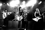 The Runaways 1978 Laurie McAllister, Joan Jett, Lita Ford
