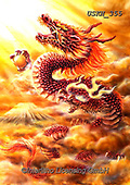 Kayomi, REALISTIC ANIMALS, REALISTISCHE TIERE, ANIMALES REALISTICOS, paintings+++++,USKH355,#a#, EVERYDAY ,fantasy,dragon,dragons