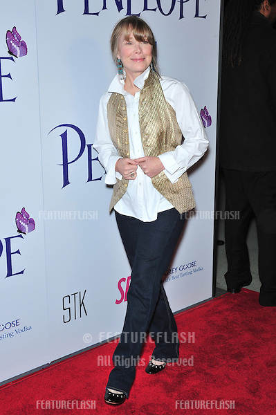 """Sissy Spacek at the Los Angeles premiere of """"Penelope"""" at the Directors Guild Theatre, West Hollywood..February 20, 2008  Los Angeles, CA.Picture: Paul Smith / Featureflash"""
