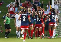 Washington Spirit vs FC Kansas City, July 2, 2016