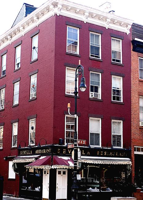 Sevilla Restaurant, Lower Manhattan, New York, New York