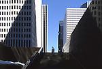 Paesaggi del mondo. I grattacieli di Houston