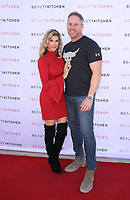 05 December 2020 - Boulder City, NV - Alexis Bellino, Drew Bohn. The Real Housewives of Orange County star, Alexis Bellino hosts ÒSleigh the HolidaysÓ, a socially distant holiday shopping event at Beauty Kitchen by Heather Marianna. Photo Credit: MJT/AdMedia