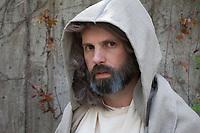 Old Luke Skywalker cosplay, Emerald City Comicon 2016, Seattle, WA, USA.
