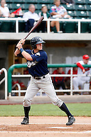 Gregory Hopkins - 2010 Helena Brewers - Playing against the Orem Owlz in Orem, UT - 07/26/2010.Photo by:  Bill Mitchell/Four Seam Images..