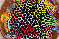 Abstract photography involving Ferrofluid