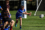 Junior Rugby, Kings College 4A v St Kents 4A, Kings College, Auckland, New Zealand. Saturday 6 May 2017. Photo: Simon Watts/www.bwmedia.co.nz for Kings College