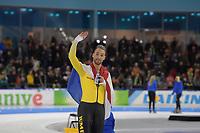 SCHAATSEN: HEERENVEEN: 26-01-2020, IJsstadion Thialf, KPN NK Allround & Sprint, Kjeld Nuis, ©foto Martin de Jong