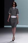 01.09.2012. Models walk the runway in the David Delfin  fashion show during the Mercedes-Benz Fashion Week Madrid Spring/Summer 2013 at Ifema. (Alterphotos/Marta Gonzalez)