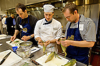 Students participate in hands-on recreational cooking classes at Johnson & Wales University's Charlotte NC campus as the Chef's Choice program. The culinary and baking classes, taught by JWU's professional chef instructors, are available to students of all ages and abilities.