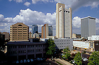 Skyline with Bank of America building, Little Rock, Arkansas