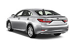 Car pictures of rear three quarter view of 2018 Lexus ES 300h 4 Door Sedan Angular Rear