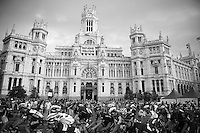 ride into Madrid after 21 stages around Spain<br /> <br /> stage 21: Alcala de Henares - Madrid (98km)<br /> 2015 Vuelta à Espana