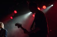 Die deutsche Atonal-Rockband Safi live im Berliner Club SO36 in Kreuzberg.<br /> 21.8.2014, Berlin<br /> Copyright: Christian-Ditsch.de<br /> [Inhaltsveraendernde Manipulation des Fotos nur nach ausdruecklicher Genehmigung des Fotografen. Vereinbarungen ueber Abtretung von Persoenlichkeitsrechten/Model Release der abgebildeten Person/Personen liegen nicht vor. NO MODEL RELEASE! Don't publish without copyright Christian-Ditsch.de, Veroeffentlichung nur mit Fotografennennung, sowie gegen Honorar, MwSt. und Beleg. Konto: I N G - D i B a, IBAN DE58500105175400192269, BIC INGDDEFFXXX, Kontakt: post@christian-ditsch.de<br /> Urhebervermerk wird gemaess Paragraph 13 UHG verlangt.]