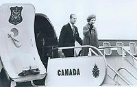 1977 FILE PHOTO - ARCHIVES -<br /> <br /> <br /> <br /> 1977<br /> <br /> PHOTO : Graham Bezant - Toronto Star Archives - AQP