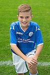 St Johnstone FC Academy Under 13's<br /> Elliott Scott<br /> Picture by Graeme Hart.<br /> Copyright Perthshire Picture Agency<br /> Tel: 01738 623350  Mobile: 07990 594431