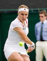 27-6-08, England, Wimbledon, Tennis, Kuznetsova